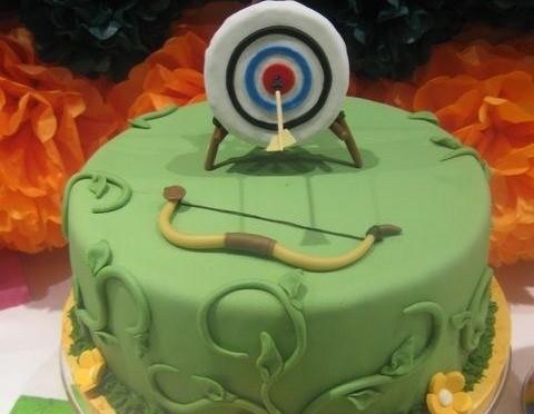 Лучник с днем рождения