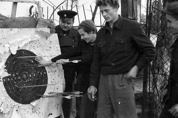 Стрельба из лука в СССР: На заре развития, вся стрельба из лука по сути…