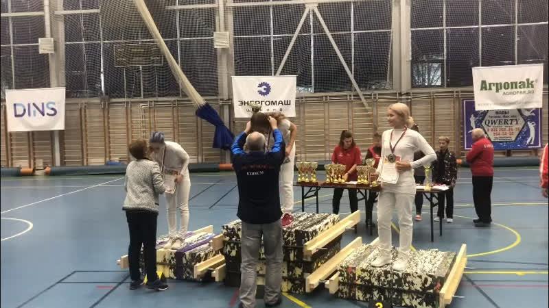 А вот и наша видео-хроника с соревнований в Гатчине 🏆🏹.