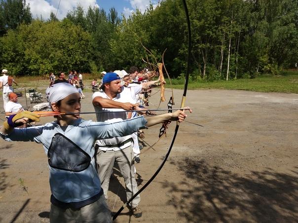 Всероссийский турнир по стрельбе из традиционного лука завершен! Положено…