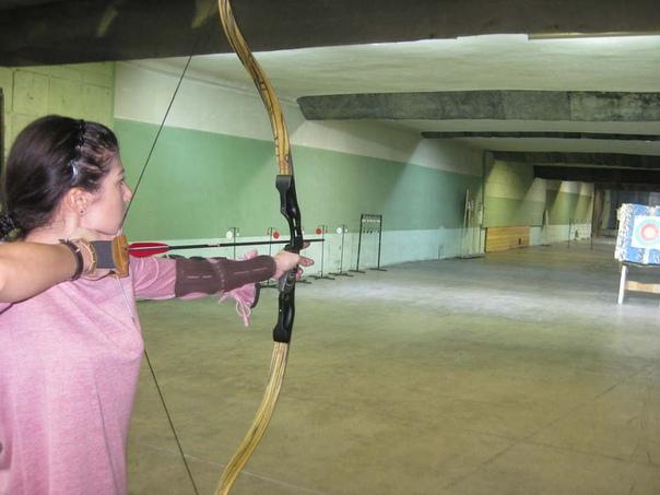Внимание!!! Ищем бесплатное помещение для занятий по стрельбе из лука.