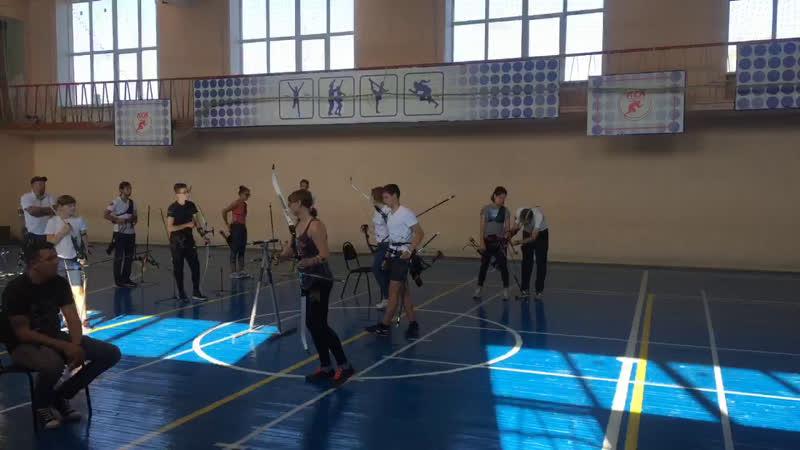 Стрельба из лука в Туле (РОО ТФСЛА) — Live. Видеозапись «Стрельба из лука в…