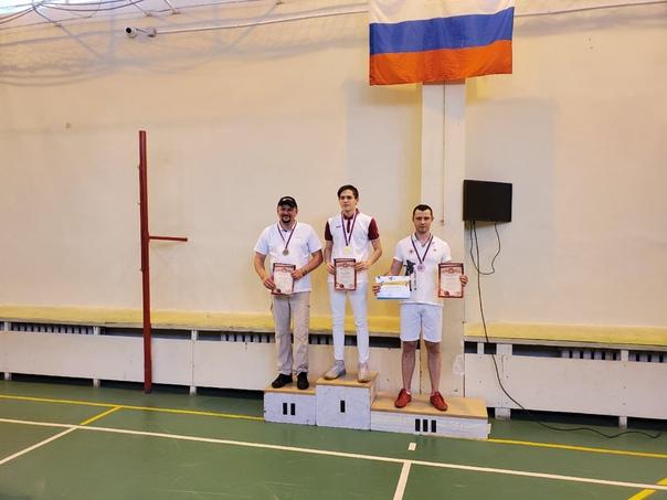 Поздравляем Чугунова Александра со вторым местом на 2 этапе Открытого кубка МО.