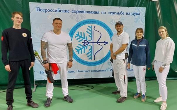 Поздравляем!!! 27-29 ноября спортсмены Тульской области участвовали в ВС «На…